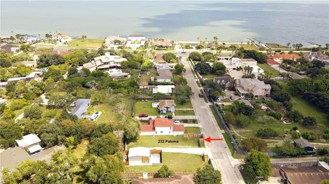 232 Paloma Street, Corpus Christi, TX 78412 (MLS #388646) :: South Coast Real Estate, LLC