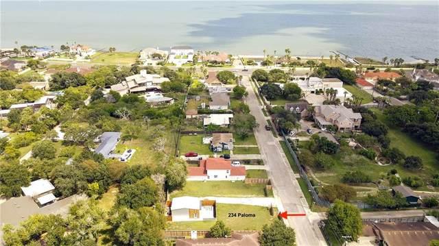 234 Paloma Street, Corpus Christi, TX 78412 (MLS #388647) :: South Coast Real Estate, LLC