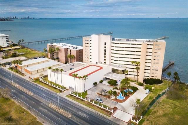 4350 Ocean Drive #902, Corpus Christi, TX 78412 (MLS #388674) :: South Coast Real Estate, LLC
