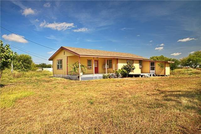 3326 County Road 38A, Robstown, TX 78380 (MLS #388680) :: KM Premier Real Estate