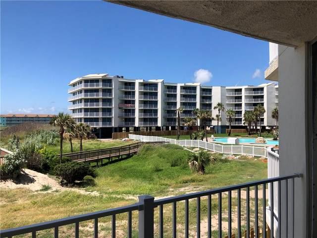 800 Sandcastle Drive #103, Port Aransas, TX 78373 (MLS #388692) :: RE/MAX Elite | The KB Team