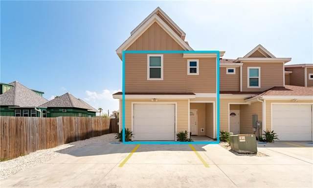 1813 S Eleventh Street #501, Port Aransas, TX 78373 (MLS #388723) :: RE/MAX Elite | The KB Team