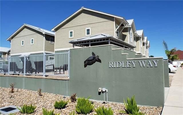 14304 Ridley Way, Corpus Christi, TX 78418 (MLS #388774) :: RE/MAX Elite Corpus Christi
