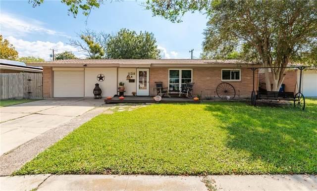 1726 Austin Street, Portland, TX 78374 (MLS #388780) :: South Coast Real Estate, LLC