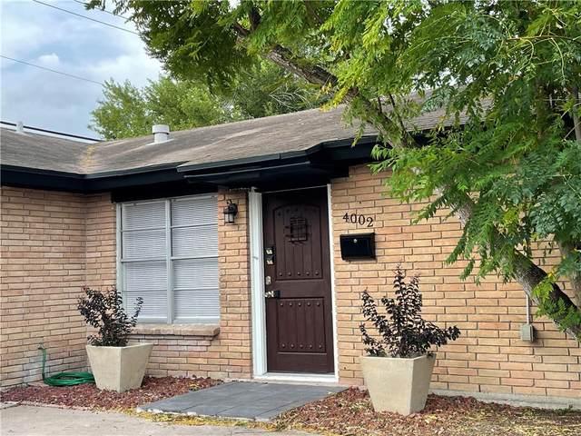 4002 Panama Drive, Corpus Christi, TX 78411 (MLS #388799) :: South Coast Real Estate, LLC