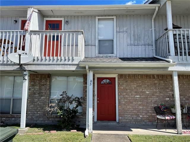 4828 Delwood Street #5, Corpus Christi, TX 78413 (MLS #388824) :: RE/MAX Elite Corpus Christi