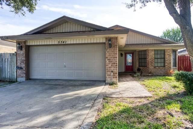 5341 Meadowgate Drive, Corpus Christi, TX 78413 (MLS #388836) :: South Coast Real Estate, LLC
