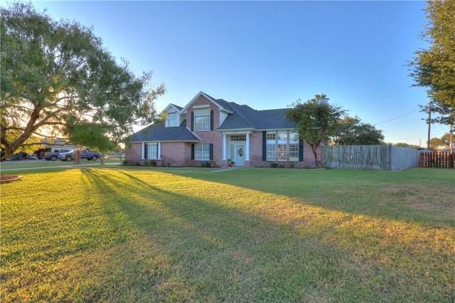 3510 Black Oak Drive, Corpus Christi, TX 78418 (MLS #388845) :: KM Premier Real Estate