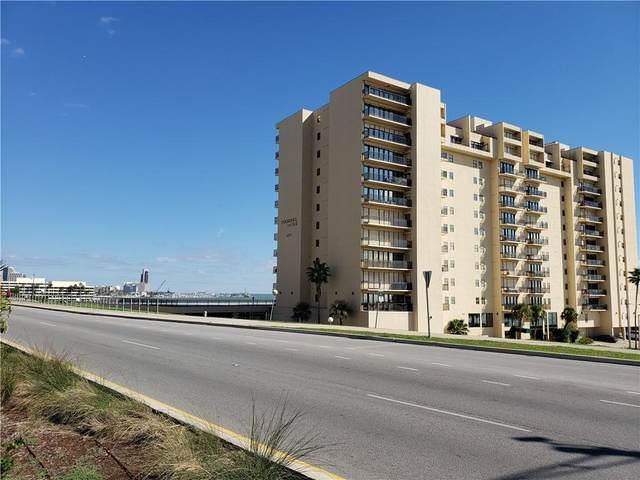 1400 Ocean Drive 1103-C, Corpus Christi, TX 78404 (MLS #388878) :: RE/MAX Elite Corpus Christi