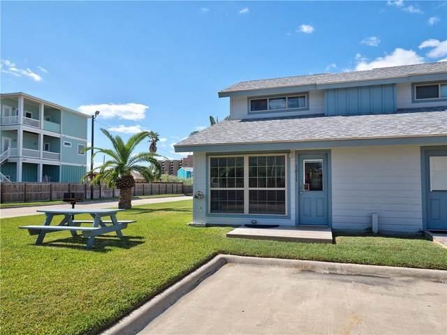 715 Beach Access Road 1A #1011, Port Aransas, TX 78373 (MLS #388891) :: RE/MAX Elite Corpus Christi