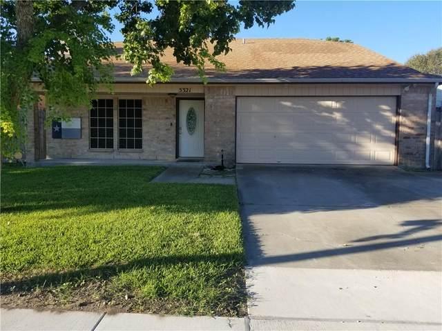 5321 Woodgate Drive, Corpus Christi, TX 78413 (MLS #388900) :: South Coast Real Estate, LLC