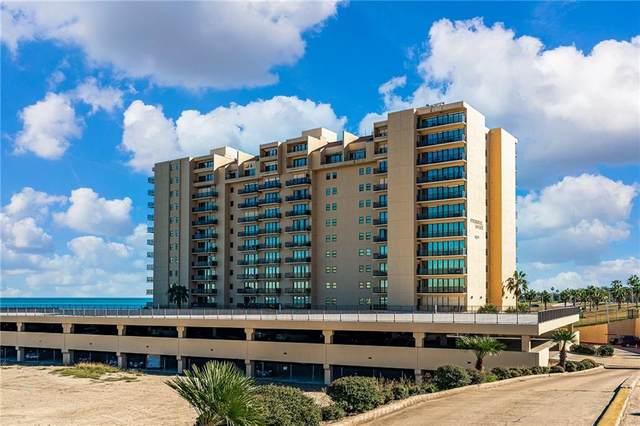 1400 Ocean Drive 702A, Corpus Christi, TX 78404 (MLS #388912) :: RE/MAX Elite | The KB Team