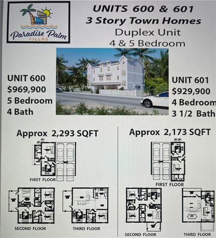 3087 Eleventh St #601, Port Aransas, TX 78373 (MLS #388921) :: RE/MAX Elite Corpus Christi