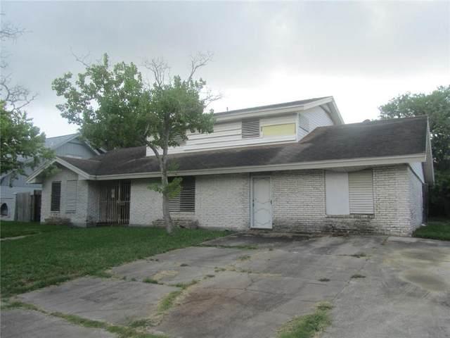 5210 Honeysuckle Lane, Corpus Christi, TX 78415 (MLS #389042) :: South Coast Real Estate, LLC
