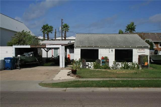 212 Station Street S, Port Aransas, TX 78373 (MLS #389082) :: RE/MAX Elite | The KB Team