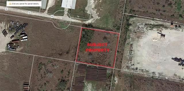1432 Derrick Street, Robstown, TX 78380 (MLS #389160) :: KM Premier Real Estate