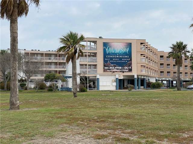 3938 Surfside Boulevard #1305, Corpus Christi, TX 78402 (MLS #389449) :: RE/MAX Elite   The KB Team