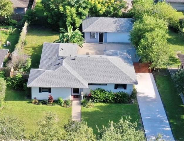 613 Delaine Drive, Corpus Christi, TX 78411 (MLS #389473) :: South Coast Real Estate, LLC