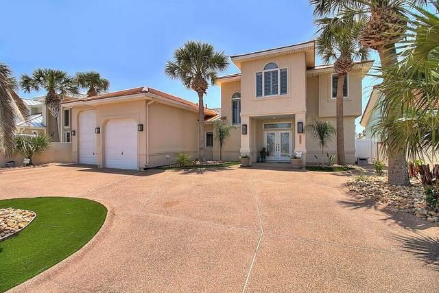 411 Piper Boulevard, Port Aransas, TX 78373 (MLS #389491) :: South Coast Real Estate, LLC