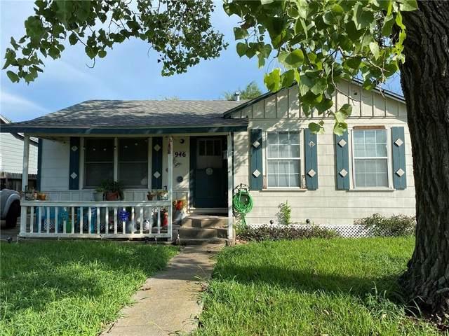 946 Lum Avenue, Corpus Christi, TX 78412 (MLS #389530) :: RE/MAX Elite | The KB Team