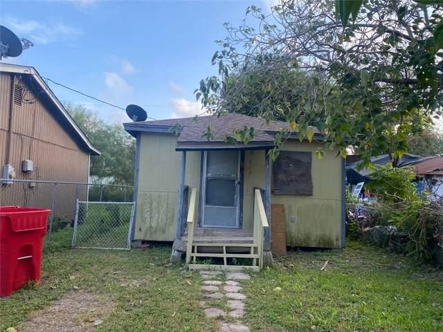 512 W Avenue F, Robstown, TX 78380 (MLS #389541) :: KM Premier Real Estate