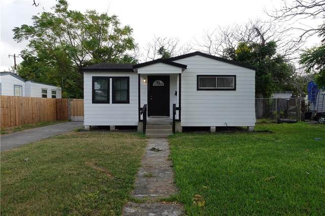 209 Pearse Drive, Corpus Christi, TX 78415 (MLS #389565) :: KM Premier Real Estate