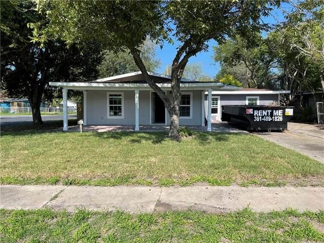 4629 Kosarek Drive, Corpus Christi, TX 78415 (MLS #389567) :: South Coast Real Estate, LLC