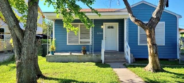 2705 Sarita Street, Corpus Christi, TX 78405 (MLS #389586) :: KM Premier Real Estate