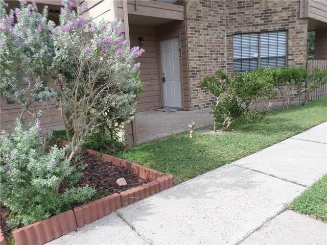 7122 Premont Drive B-104, Corpus Christi, TX 78414 (MLS #389587) :: RE/MAX Elite Corpus Christi