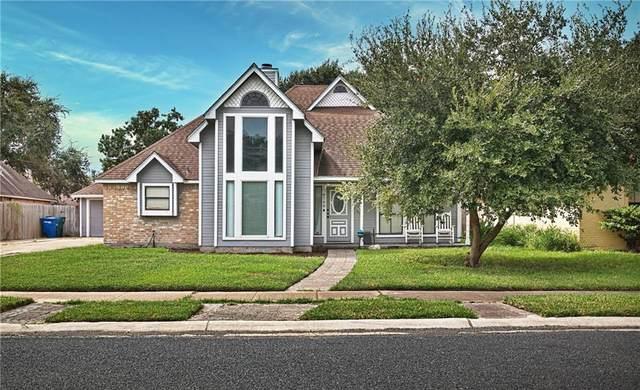 6709 Whitewing Drive, Corpus Christi, TX 78413 (MLS #389608) :: South Coast Real Estate, LLC