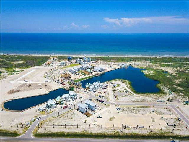 Lot 43 Blk 5, Phase 5B, Port Aransas, TX 78373 (MLS #389615) :: KM Premier Real Estate