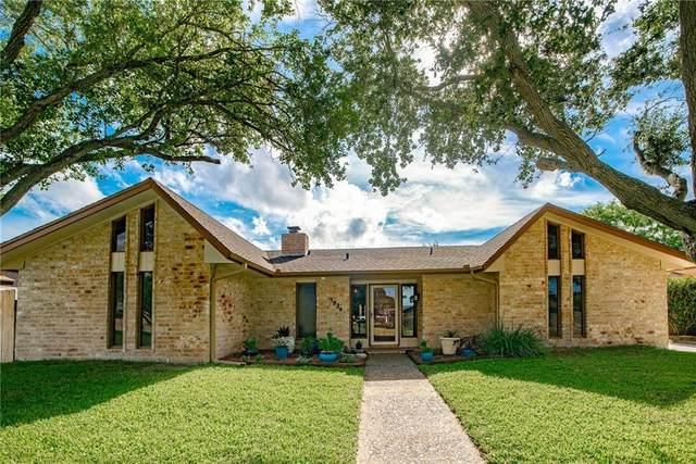 5826 Saint Andrews Drive, Corpus Christi, TX 78413 (MLS #389616) :: KM Premier Real Estate