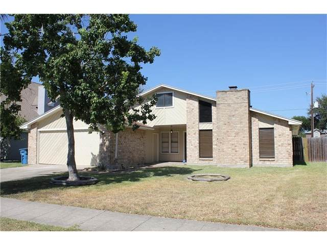 317 San Saba Drive, Portland, TX 78374 (MLS #389636) :: South Coast Real Estate, LLC