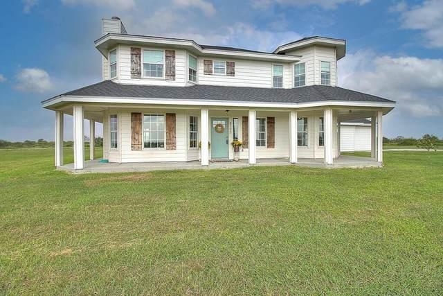 8195 Private Road 4383, Taft, TX 78390 (MLS #389638) :: South Coast Real Estate, LLC