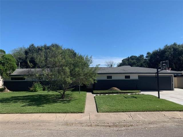 201 Ocean View Place, Corpus Christi, TX 78411 (MLS #389640) :: South Coast Real Estate, LLC