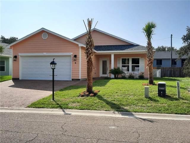 6 Primrose Drive, Fulton, TX 78358 (MLS #389659) :: South Coast Real Estate, LLC
