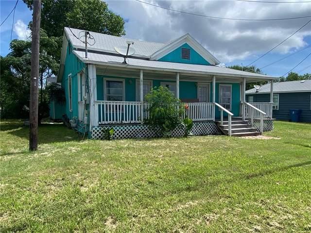 410 E North St, Rockport, TX 78382 (MLS #389686) :: South Coast Real Estate, LLC