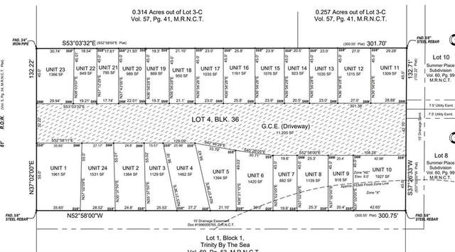 413 Trojan St #01, Port Aransas, TX 78373 (MLS #389712) :: The Lugo Group