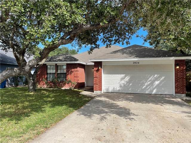2024 Parkview Place, Ingleside, TX 78362 (MLS #389733) :: South Coast Real Estate, LLC
