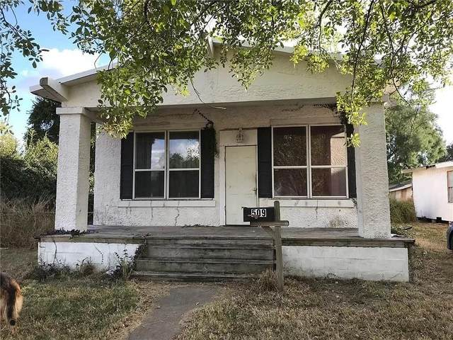 509 E Johnston Avenue, Kingsville, TX 78363 (MLS #389735) :: South Coast Real Estate, LLC