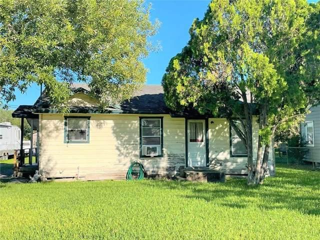 2918 E Harrington Drive, Corpus Christi, TX 78410 (MLS #389753) :: KM Premier Real Estate