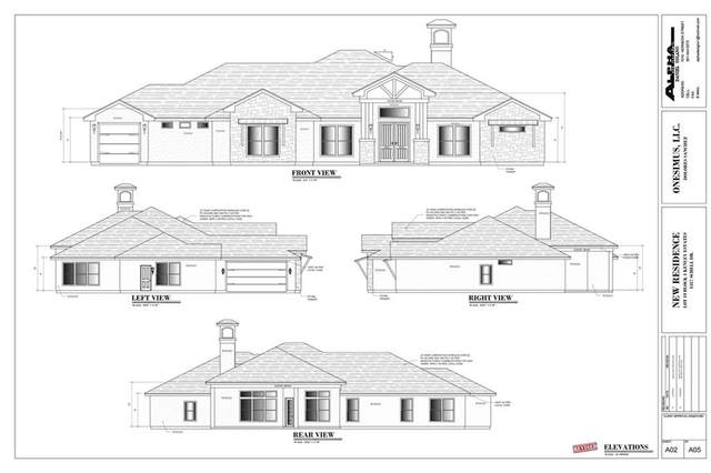 1317 Schell Drive, Corpus Christi, TX 78418 (MLS #389756) :: KM Premier Real Estate