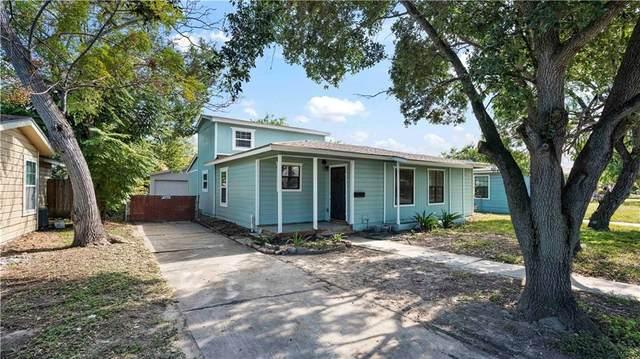 3922 Herndon Street, Corpus Christi, TX 78411 (MLS #389778) :: South Coast Real Estate, LLC