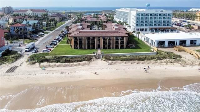 6608 Padre Blvd #101, South Padre Island, TX 78597 (MLS #389779) :: South Coast Real Estate, LLC