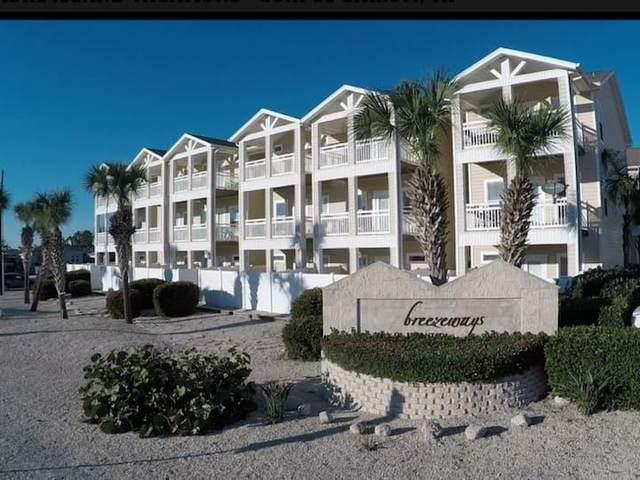 14202 Encantada Avenue #306, Corpus Christi, TX 78418 (MLS #389794) :: South Coast Real Estate, LLC