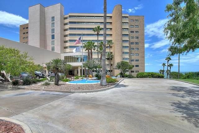 4350 Ocean Drive #603, Corpus Christi, TX 78412 (MLS #389805) :: RE/MAX Elite Corpus Christi