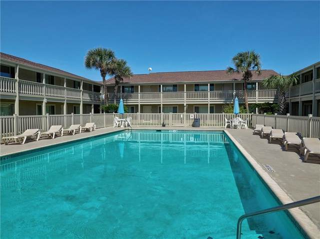 622 Access Road 1-A #202, Port Aransas, TX 78373 (MLS #389806) :: South Coast Real Estate, LLC