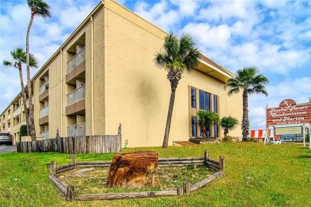 14300 S Padre Island Drive #080, Corpus Christi, TX 78418 (MLS #389818) :: KM Premier Real Estate