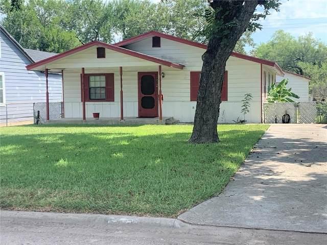 1215 E Fordyce Avenue, Kingsville, TX 78363 (MLS #389832) :: RE/MAX Elite Corpus Christi