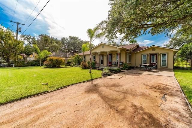 211 N 2nd Street, Fulton, TX 78358 (MLS #389876) :: South Coast Real Estate, LLC